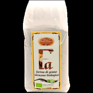 farina grano saraceno